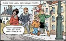 jjk strip Hoorn 1