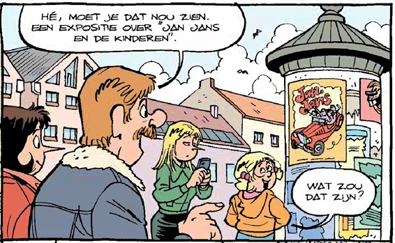 jjk strip Hoorn 2